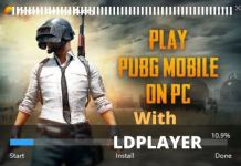 PUBGM On Pc With LDPlayer Emulator