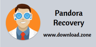 Pandora Recovery Software For PC