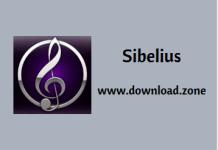 Sibelius Software Free Download