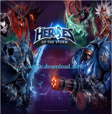 Heroes of the storm game download
