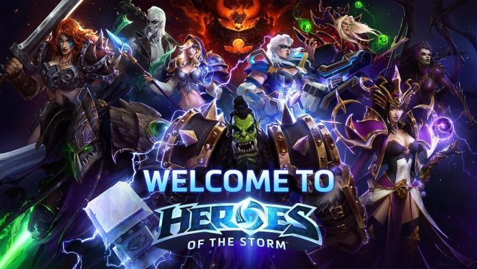Heroes of the storm games