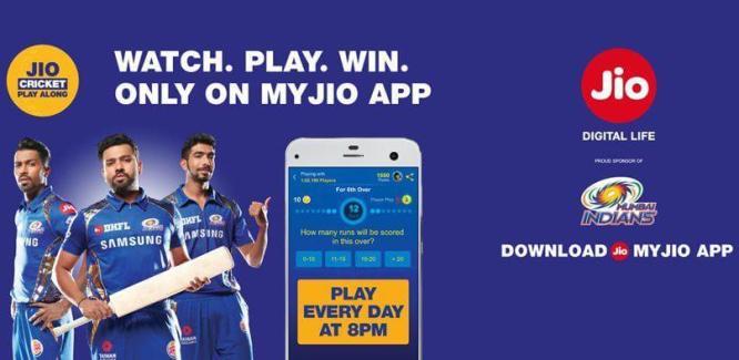 Jio-Cricket-Play-Along-app