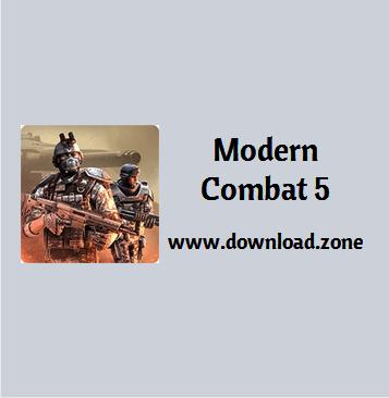 Modern Combat 5 Free Download