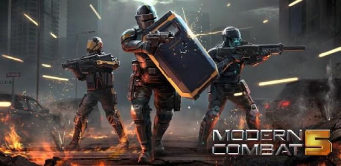 Modern Combat 5 Picture