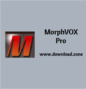 MorphVOX Pro Software For PC