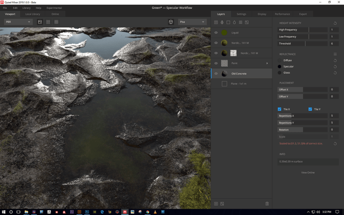 Quixel Mixer 3d Texture Software
