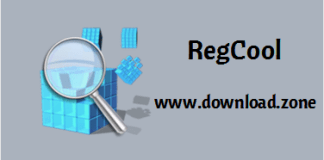 RegCool Software For PC