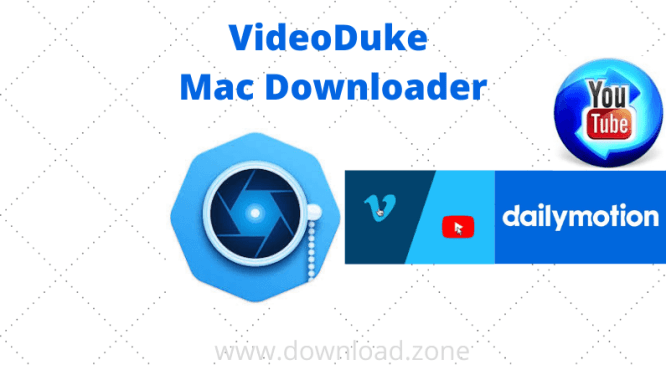 VideoDuke Mac Downloader
