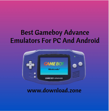 Best Gameboy Advance Emulator For PC