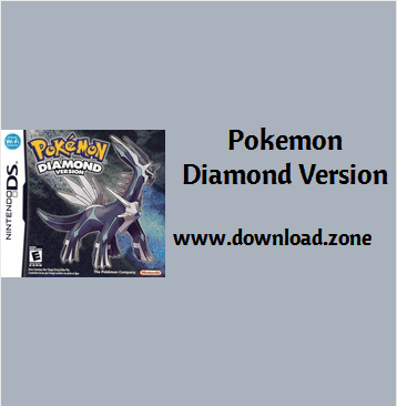 Pokemon Diamond Version Game Free Download