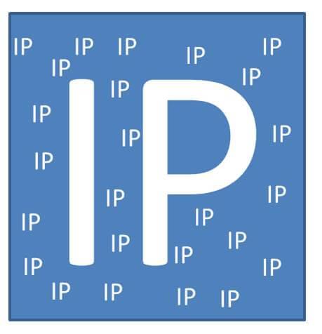 dynamic ip and static ip address