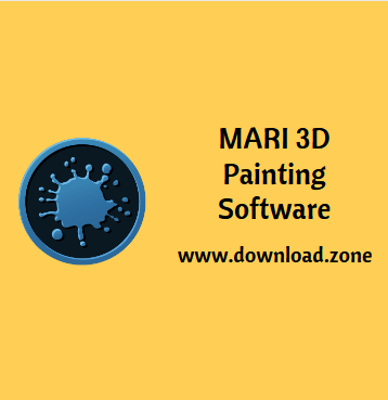 Mari 3D Painting Software Free Download