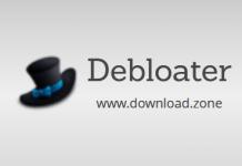 debloater