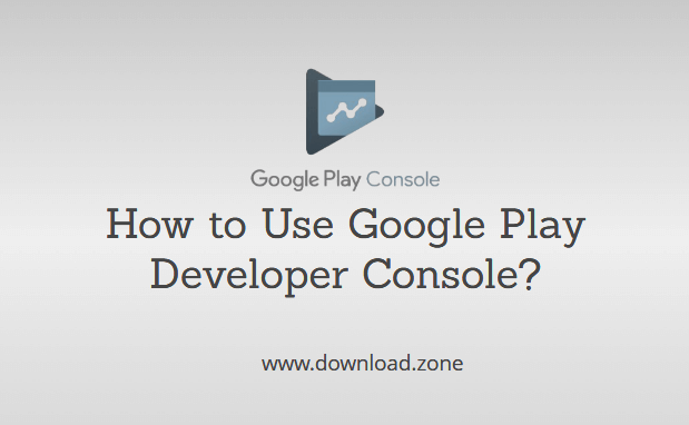 google play store developer console