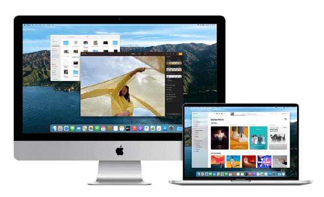 macOS More Features of macOS Big Sur