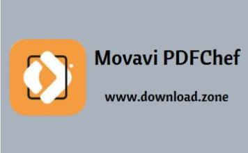 Movavi PDFChef Software For Windows
