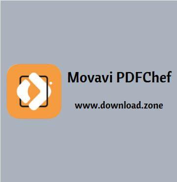 Movavi PDFChef Software For Windows