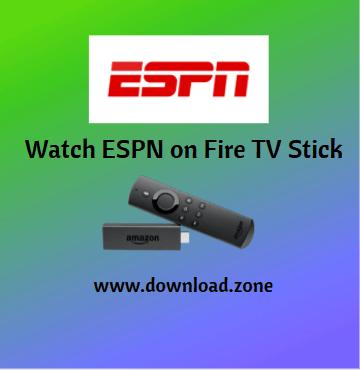 Watch EPSN On Fire TV Stick