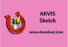 AKVIS Sketch pencil sketch app for pc Download