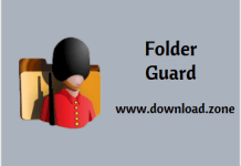 Folder Guard Free Download