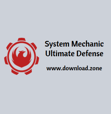System Mechanic Ultimate Defense Software For PC