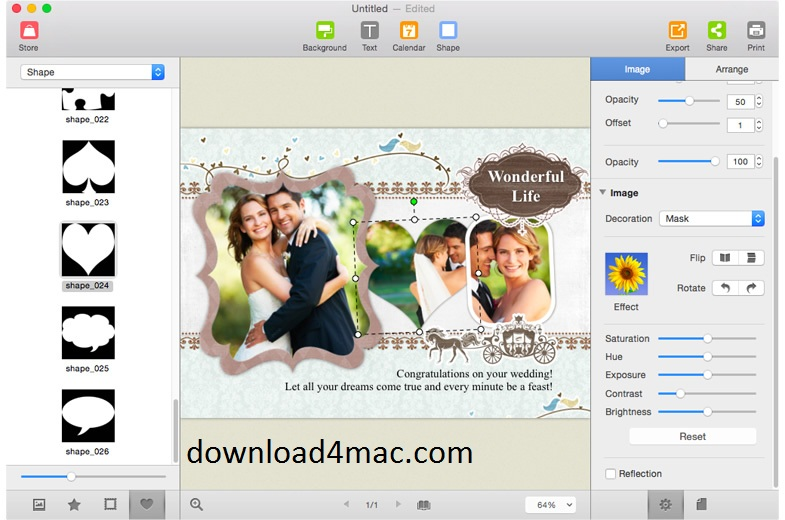 Picture Collage Maker 3.7.3 Crack FREE Download