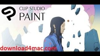 Clip Studio Paint 1.10.2 Crack + Serial Key Full Download 2021