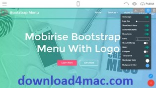 Mobirise 5.4.0 Crack + Licence Key Full Free Download 2021