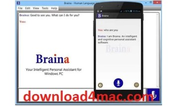 Braina Pro 2021 Crack With License Key Free Download