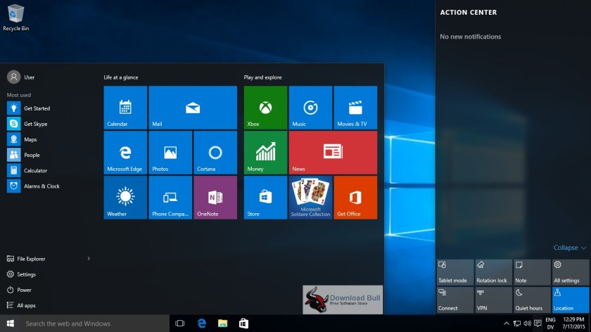 Download Windows 10 AIO ISO with May 2017 Updates Free
