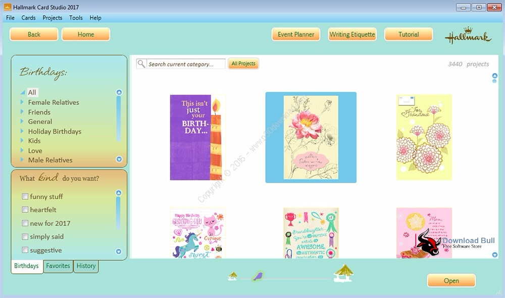 Free hallmark studio software download alpagor sport hunch high neonatal paper designed specifically for windows card extractor greeting card information 3 apr free spate hallmark card studio deluxe a m4hsunfo