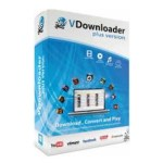 Download VDownloader Plus 4.2 Portable Free