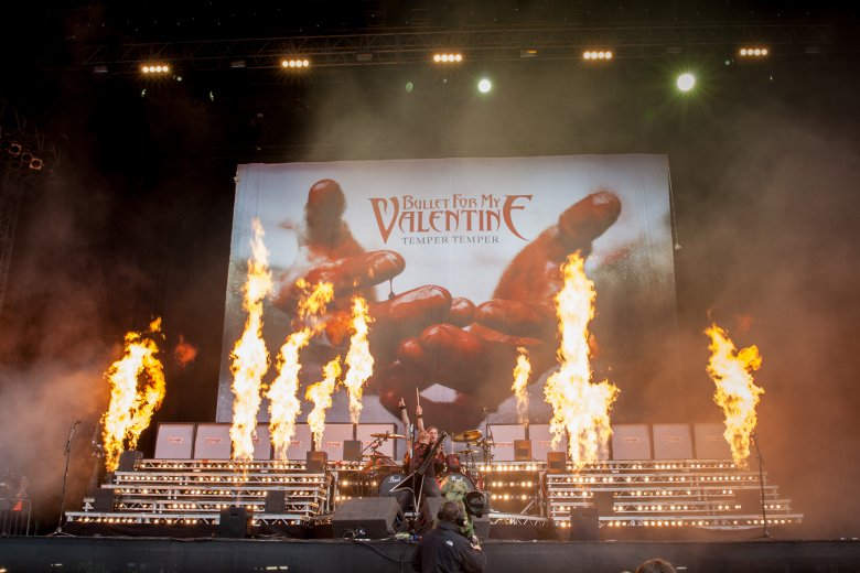 Download Festival Interview Bullet For My Valentines