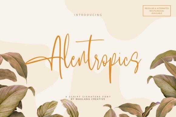 alentropics-font
