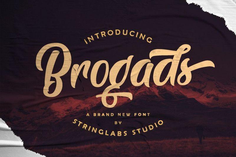 brogads-font