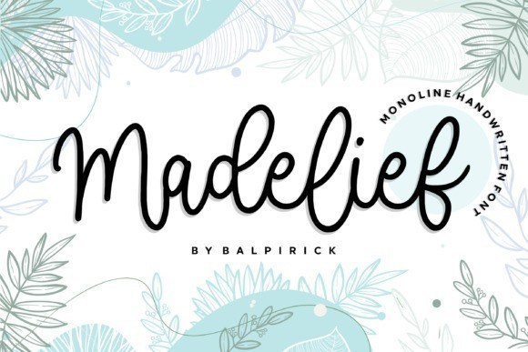 madelief-font-1