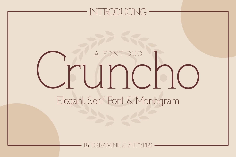 Cruncho-Elegant-Serif-Font-1
