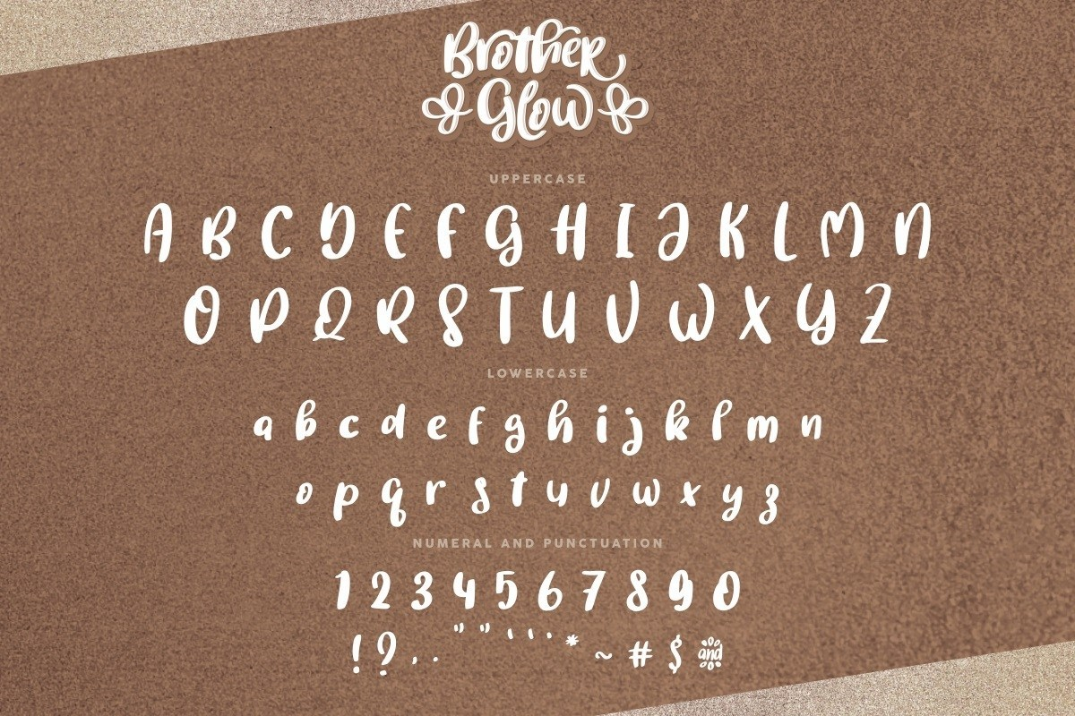 BrotherGlow-Font-3