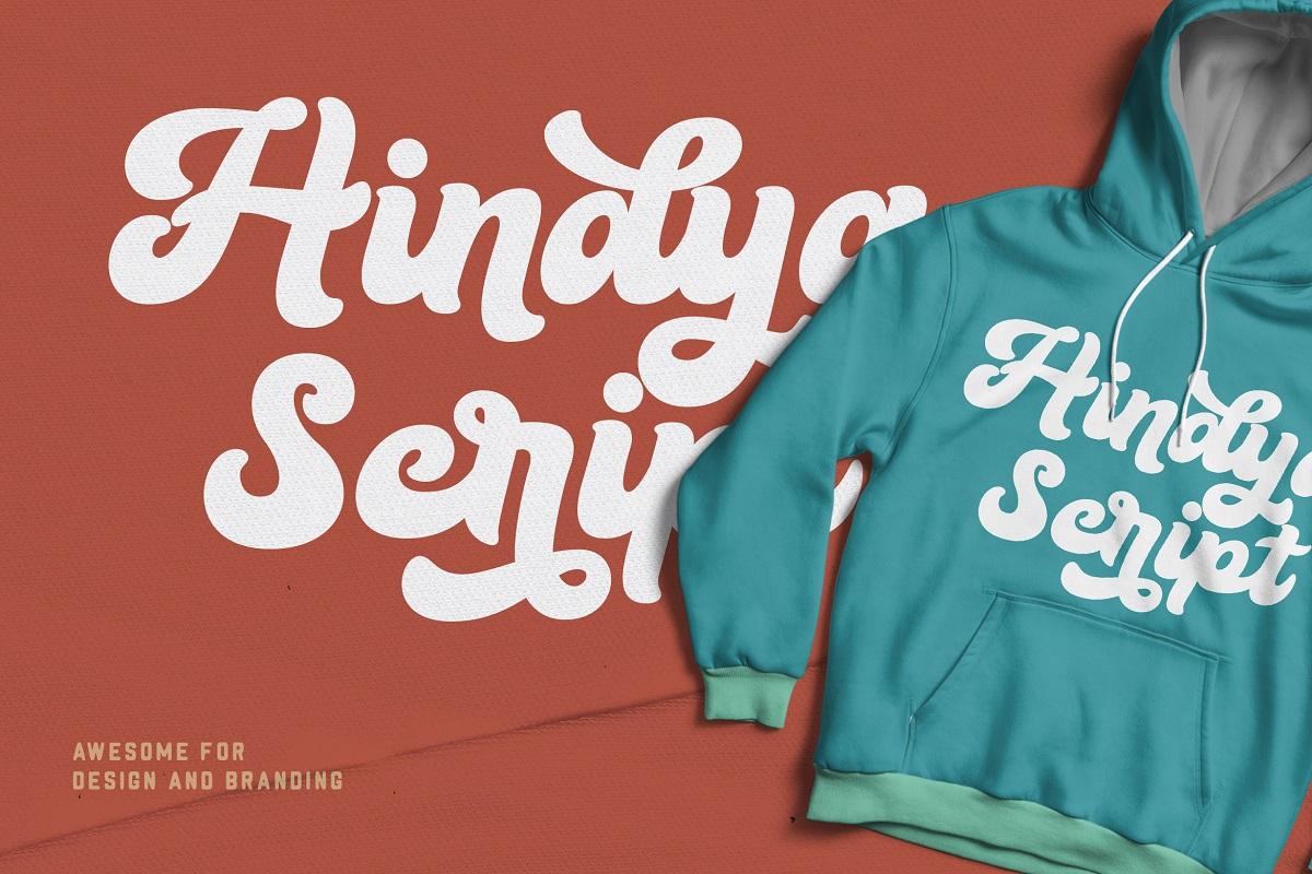 Hindya-Font-2