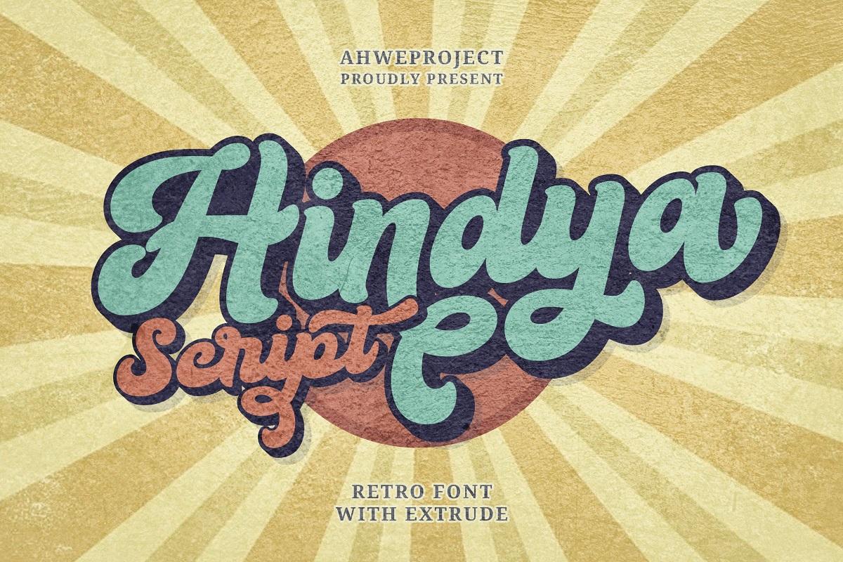 Hindya-Font