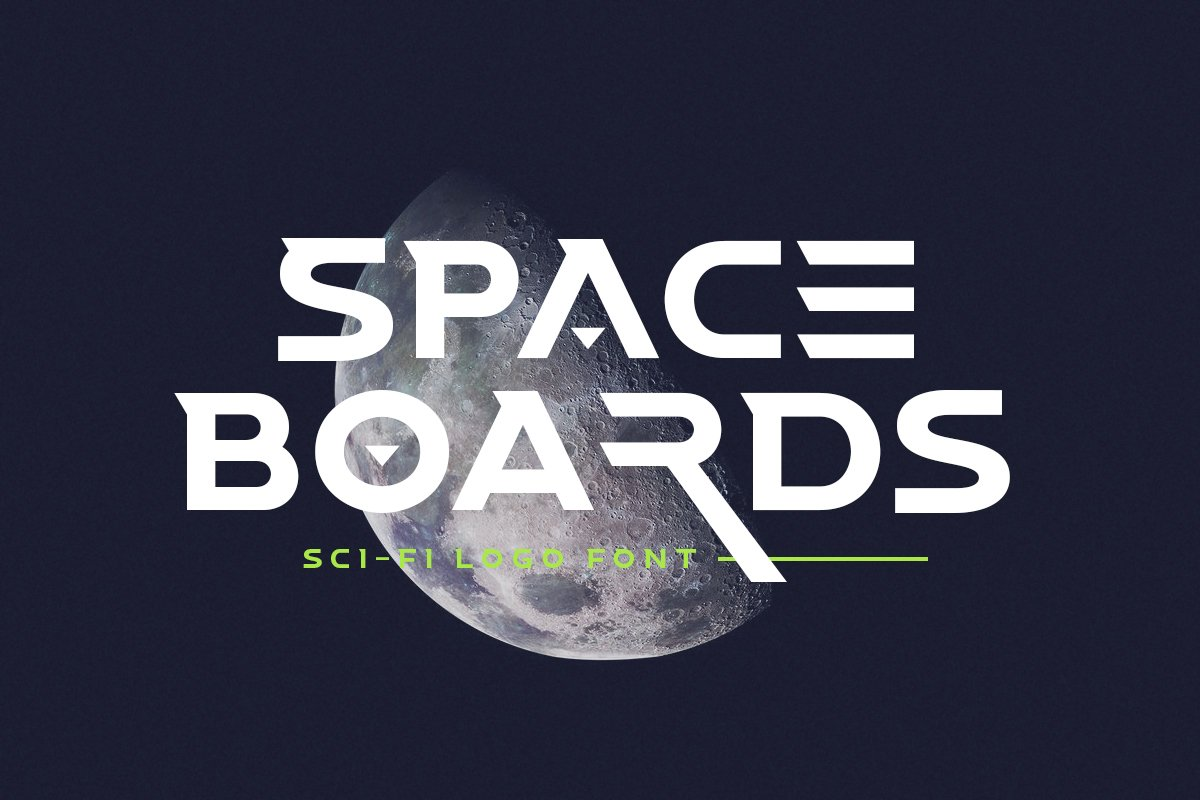 Space-Boards-Font