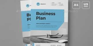 Business Plan GraphicRiver 19164135