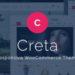 Creta v1.1 – Multipurpose WooCommerce Theme Nulled Free