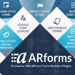 ARForms v2.7.8 – Wordpress Form Builder Plugin Nulled Free