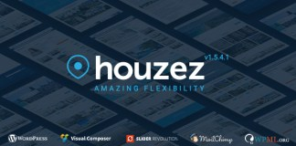 Houzez v1.5.4.1 - Real Estate WordPress Theme