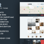 Luster v2.1 – The Biggest Real Estate WordPress Theme Nulled Free