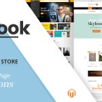 SkyBook v1.0 – Book Shop Responsive Magento Theme Nulled Free