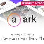 The Ark v1.9.0 – Next Generation WordPress Theme Nulled Free