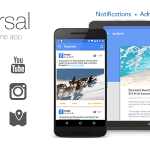 Universal v3.1.0 – Full Multi-Purpose Android App CodeCanyon 6512720 Free