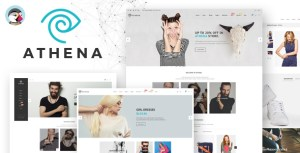 Athena v1.0.1 - With 15 + Homepages Responsive Prestashop Theme